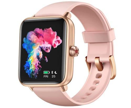 Dirrelo GT01 Touch Screen Women Smart Watch