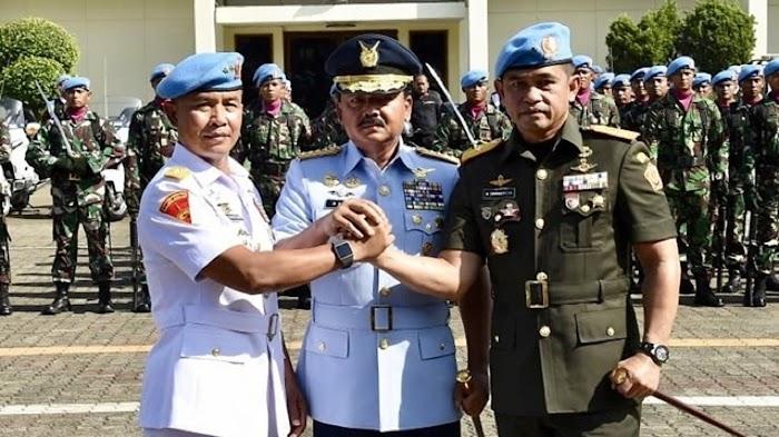 Minta Tertibkan Jenderal Aktif Terindikasi Main Politik, Jansen belum Ditanggapi Panglima TNI