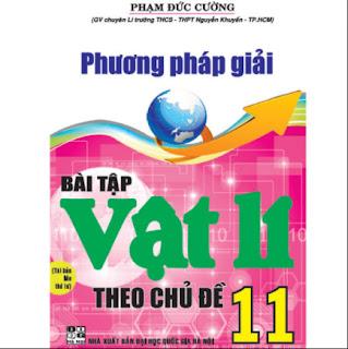Phương Pháp Giải Bài Tập Vật Lí Theo Chủ Đề 11 ebook PDF-EPUB-AWZ3-PRC-MOBI