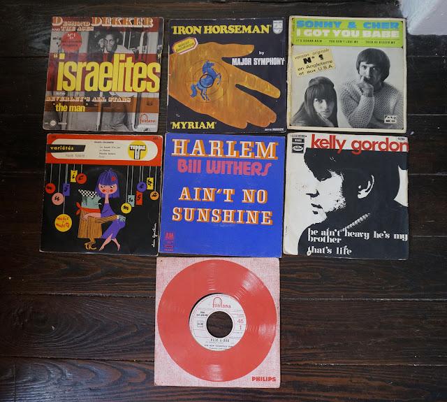 records desmond dekker major symphony sonny cher kelly gordon bill withers the new vaudeville band