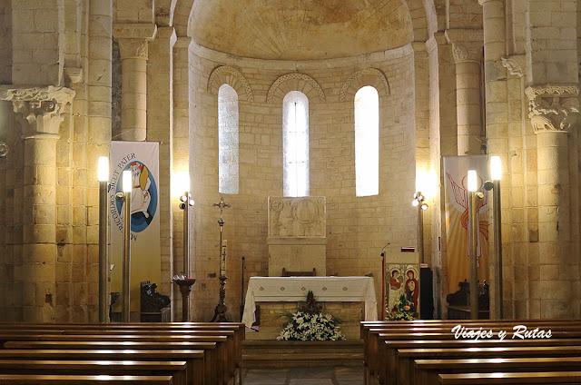 Antipendio de San Martiño de Mondoñedo, Lugo