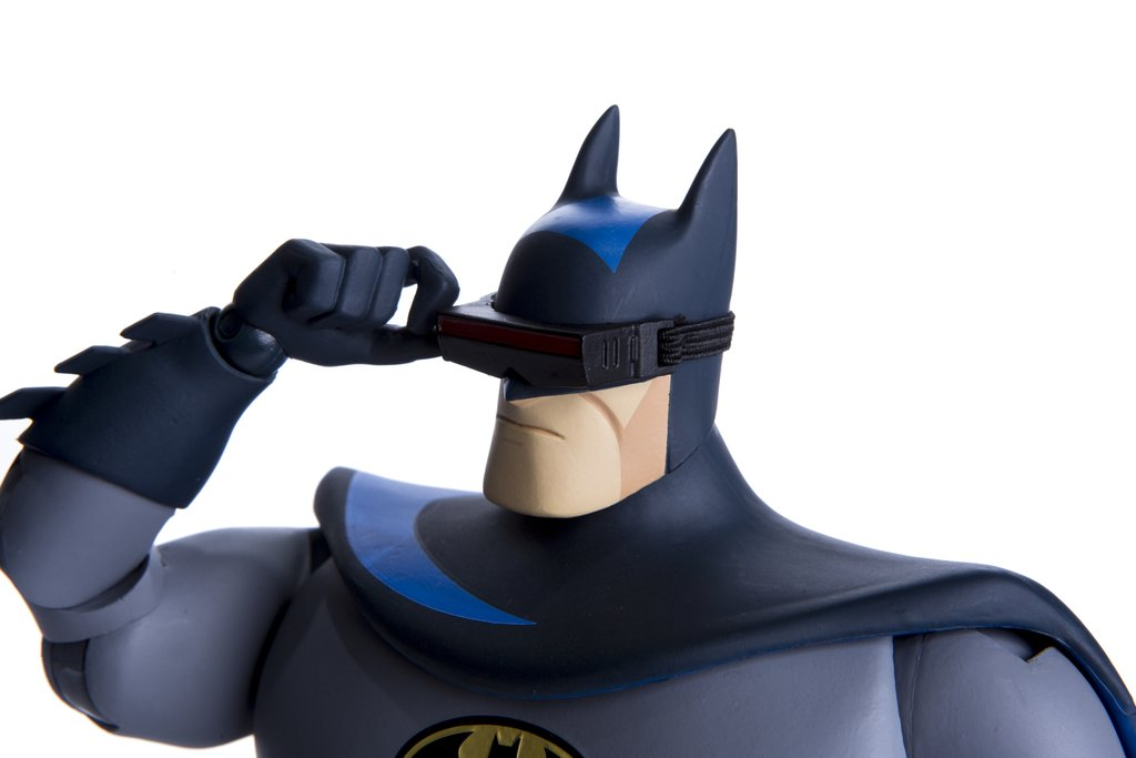 Infinite Earths Sixth Scale Animated Batman Unveiled By Mondo