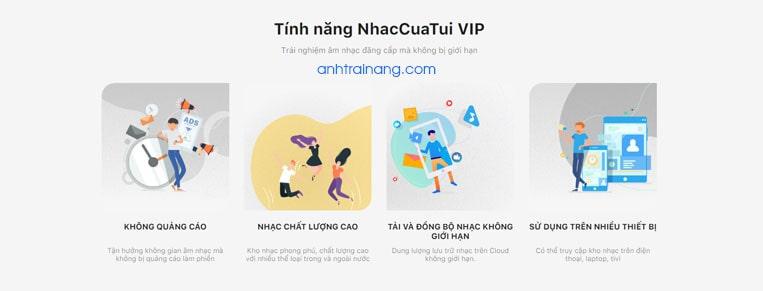 Share tài khoản NhacCuaTui VIP 2020 – Xin tài khoản VIP Nhaccuatui