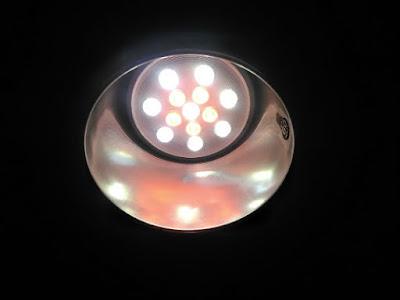 IKEA植物育成用LED電球LEDの組み合わせ