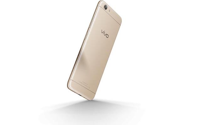 Tidak ada fingerprint pada Vivo Y53