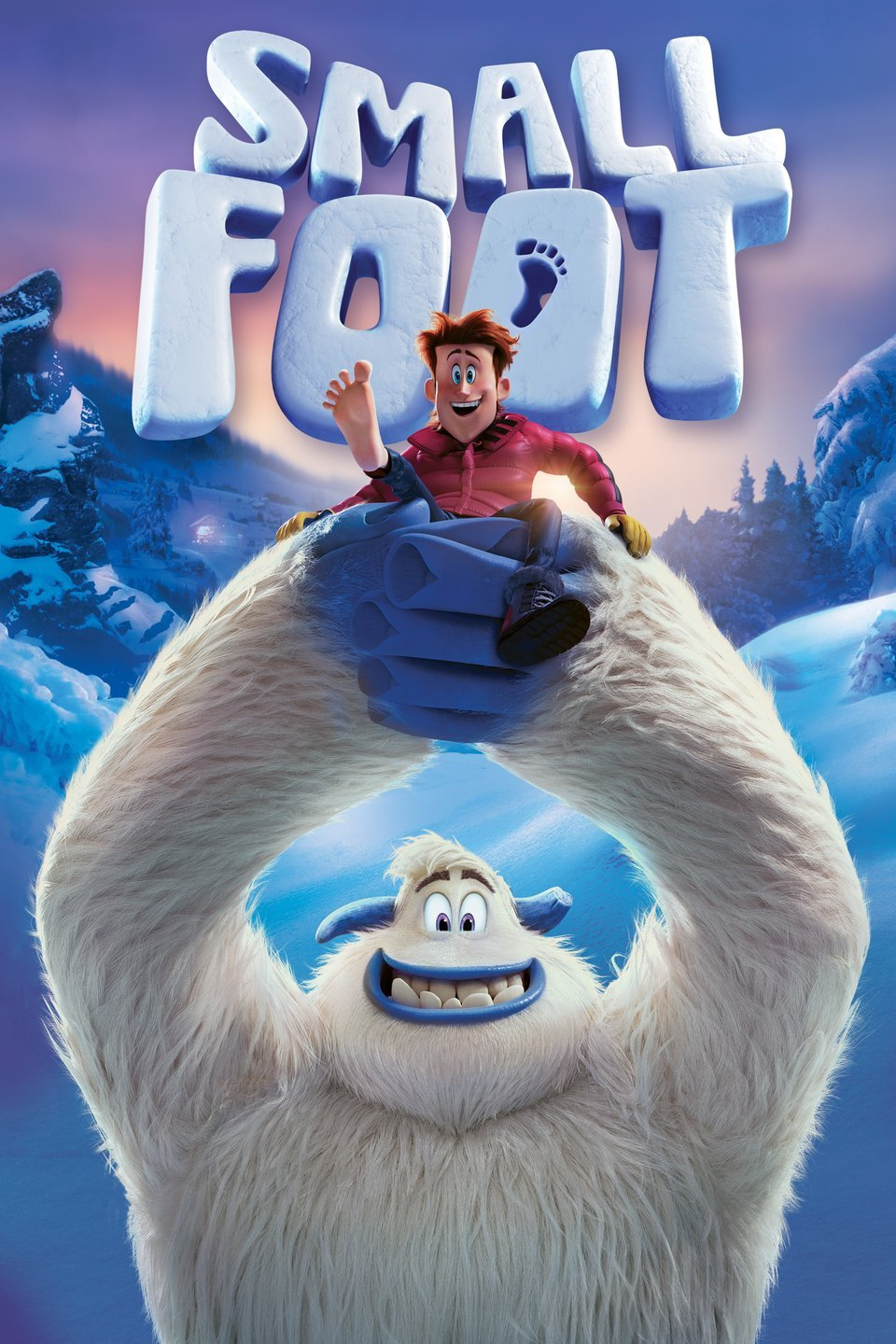 Smallfoot (2018) English 3D 720p BluRay 660MB ESubs Download