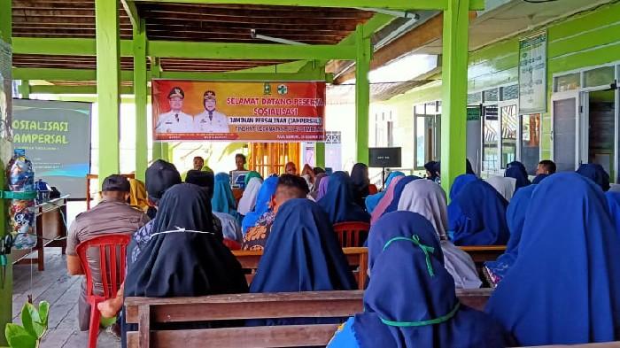 Percepat Penanganan Ibu Hamil, Puskesmas Pulau Sembilan Siapkan Rumah Tunggu Kelahiran