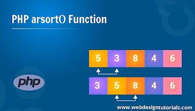 PHP arsort() Function
