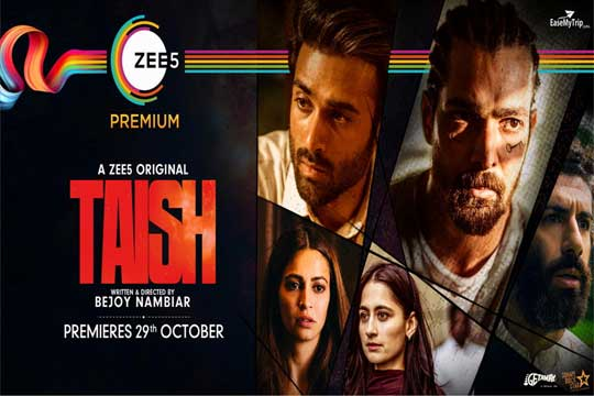 Taish Full Web Series Review in 3Movierulz