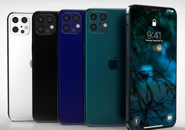 iPhone 12 ile birlikte 5G iPad Gelebilir!