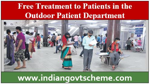 FREE TREATMENT IN OPDS
