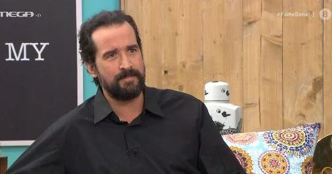 """Ο Τάσος Νούσιας μιλά για την """"Έξαψη"""" τη νέα δραματική σειρά του MEGA που γυρίζεται στο Ναύπλιο (βίντεο)"""
