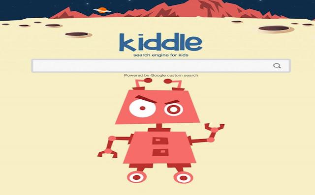 Kiddle moteur de recherche pour enfants