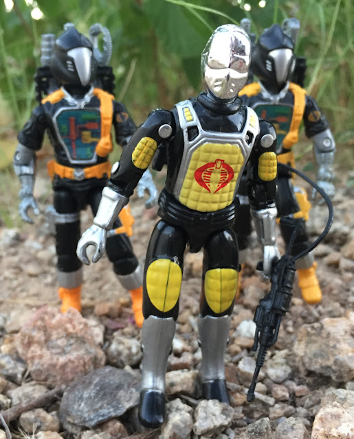Cobra De Aco, Brazil, Steel Cobra, Estrela, Black Major, Factory Custom, Red Laser Army, Bootleg, 1988 Bugg, Secto Viper, 1986 Bats, Battle Android Trooper