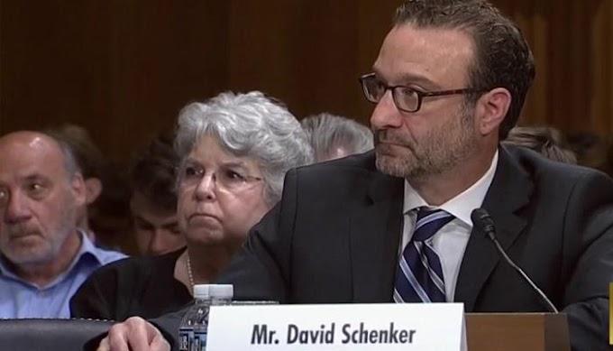 ديفيد شينكر : لا وجود لمقترح على الطاولة بشأن إعتراف من واشنطن بالسيادة للمغرب على الصحراء الغربية.