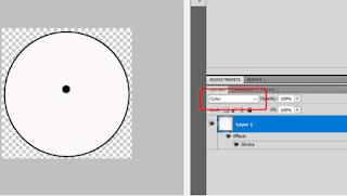 Cara Membuat Stempel Lingkaran di Photoshop