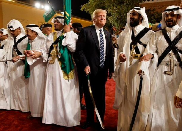 Donald Trump's Riyadh Speech