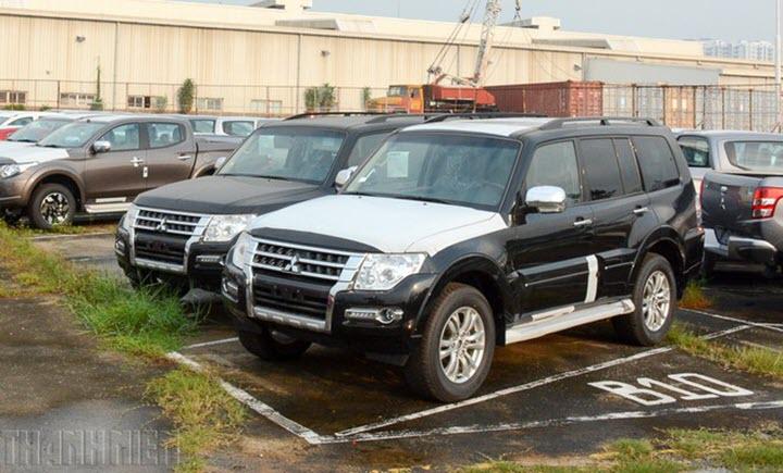 Mitsubishi triệu hồi hơn 800 xe Pajero, Lancer tại Việt Nam