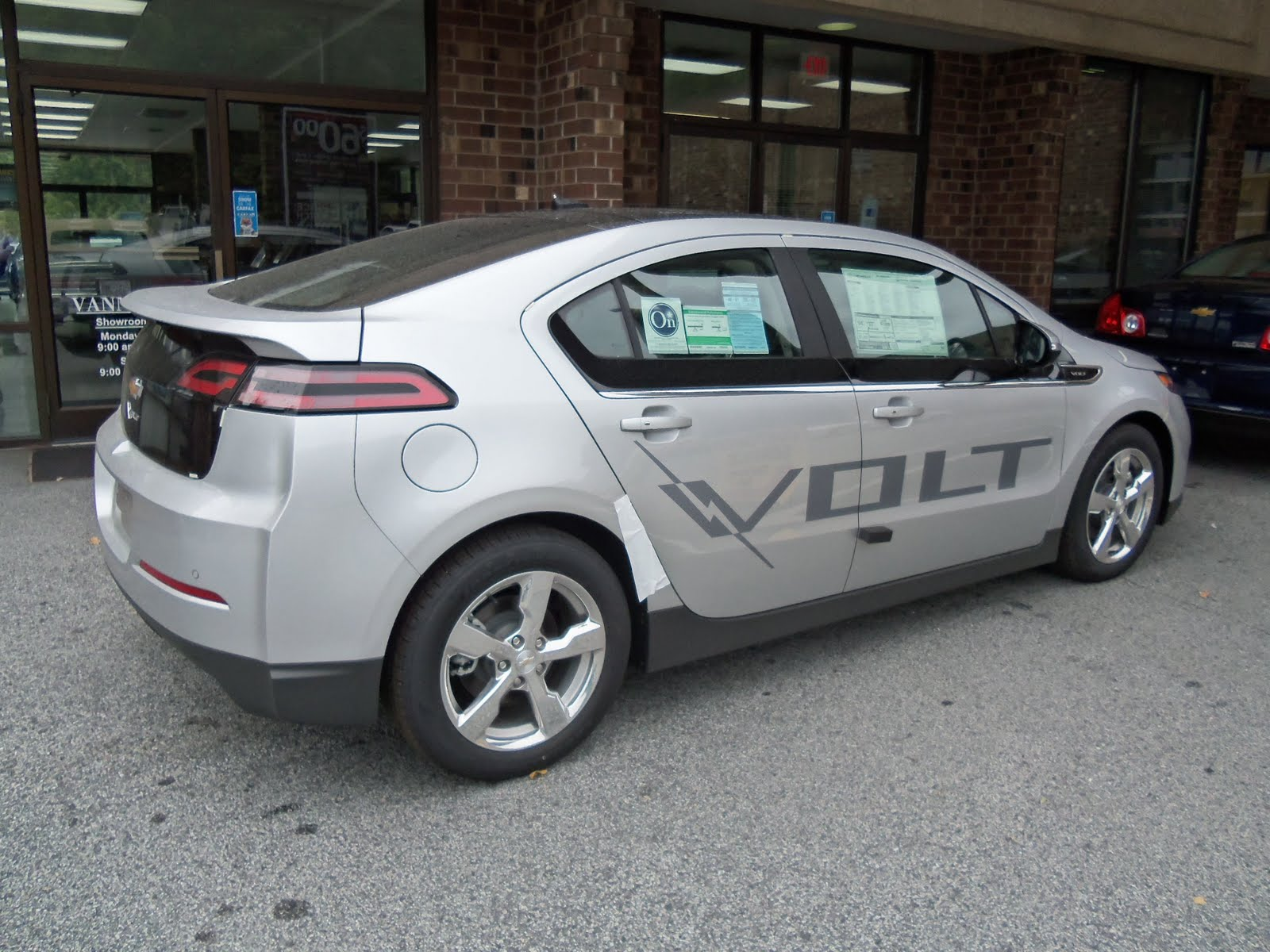 Vann York Chevrolet Buick Gmc Cadillac The Chevy Volt Is Here Electric Http Chevroletcom
