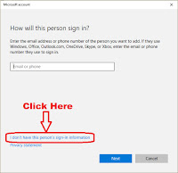 how to create new local user account in windows 10