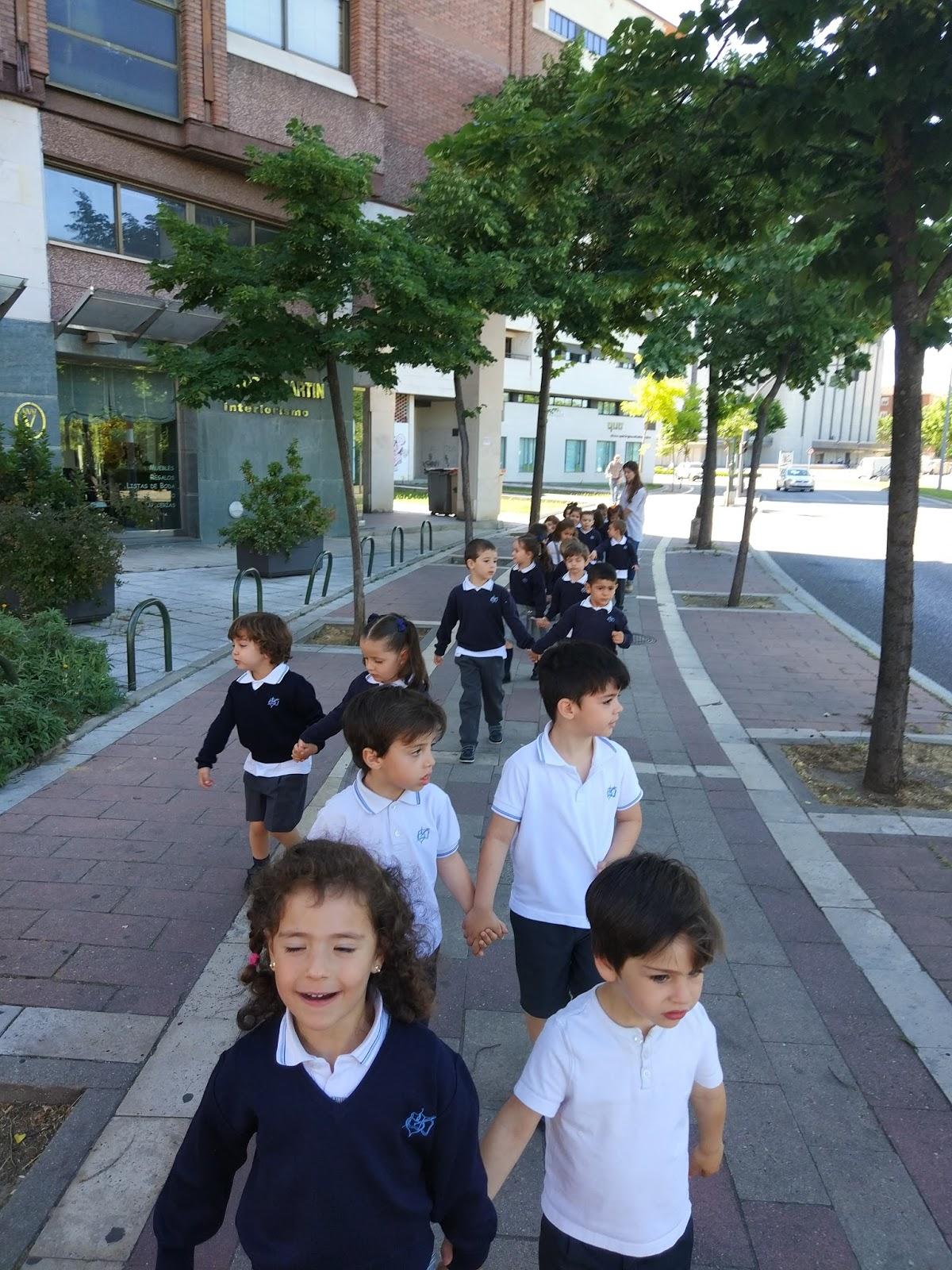Agustinas Valladolid - 2017 - Infantil 3 - Biblioteca