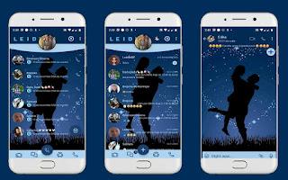Caupal Love Theme For YOWhatsApp & Fouad WhatsApp By Leidiane