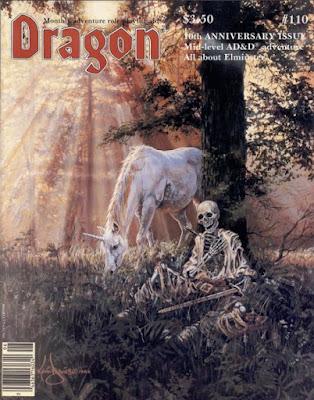 Dragon Magazine #110