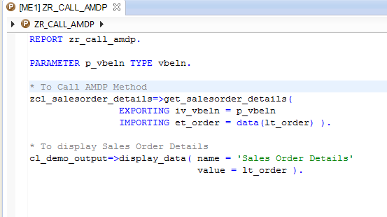 SAP ABAP Central: Step-by-Step procedure for creation