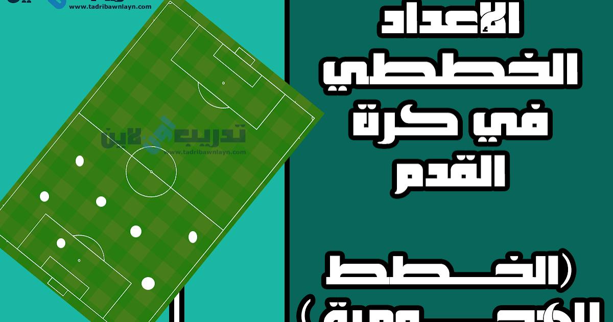 الخطط الهجومية في كرة القدم