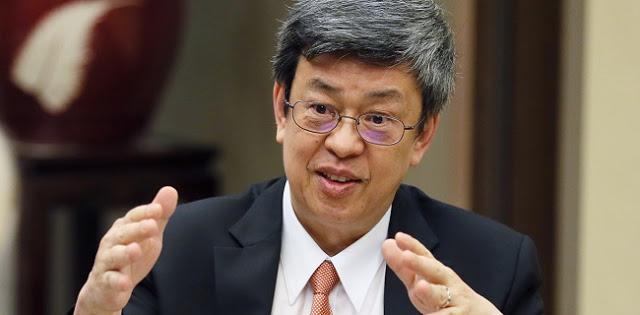 Wakil Presiden Chen Chien-jen, Tokoh Di Balik Keberhasilan Taiwan Tangani Covid-19