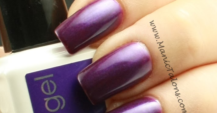 Manic Talons Nail Design Essie Gel Swatches And Review