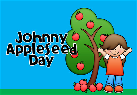Johnny Appleseed Day Wishes