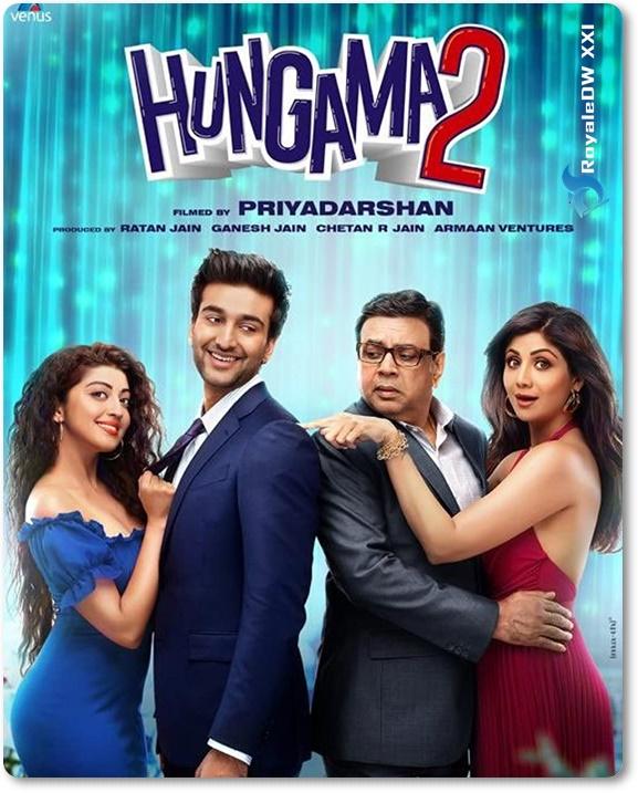 HUNGAMA (2021)