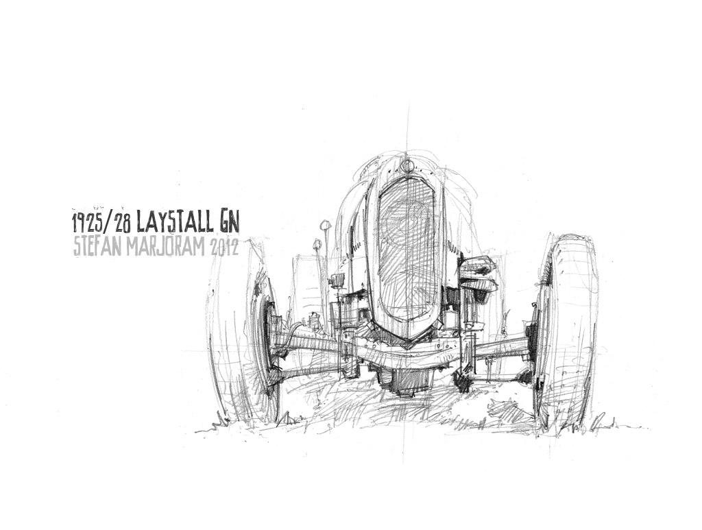 Stefan S Sketch Blog May