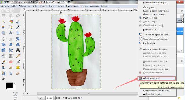 como-digitalizar-dibujos-acuarela-en-gimp