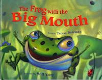 frog storytime