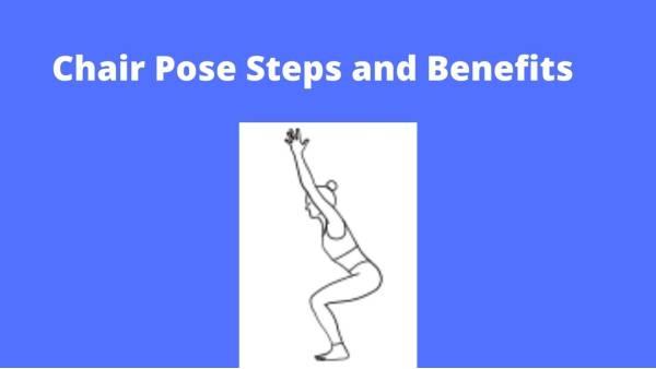 Kursiasana steps and benefits