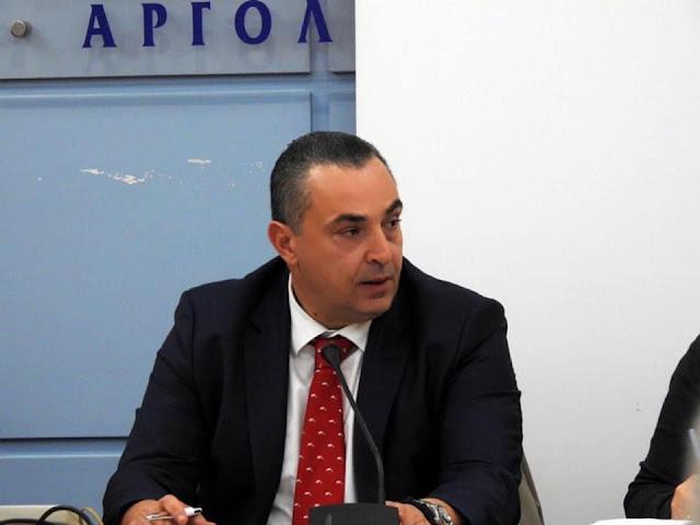 Απάντηση του Βαγγέλη Λαμπρόπουλου στον Δήμαρχο Ναυπλίου