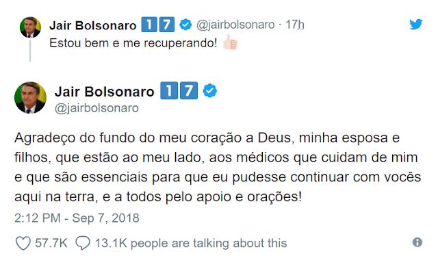 Bolsonaro passa campanha para as redes sociais  (Euro News em Português)