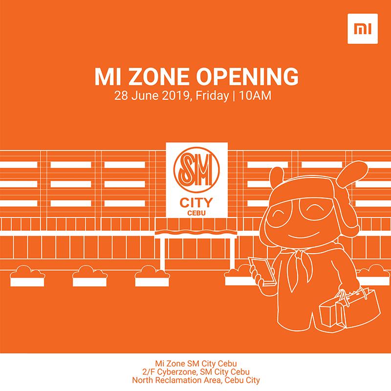 Finally, Xiaomi to open Mi Zone store in Cebu!