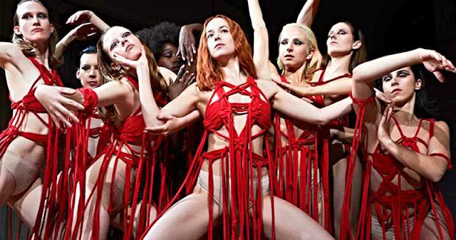 "Dakota Johnson dances her way into Hell in ""Suspiria"""