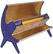 Orpat ORH-1410 1000 Watt Radiant Heater