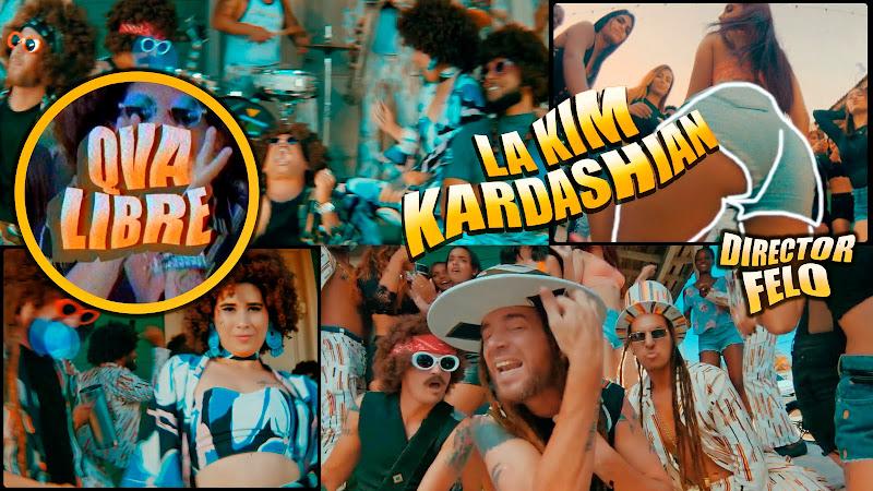 Qva Libre - ¨La Kim Kardashian¨ - Videoclip - Dirección: Felo. Portal del Vídeo Clip Cubano
