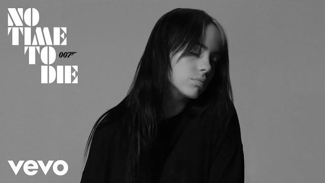 No Time To Die Lyrics - Billie Eilish