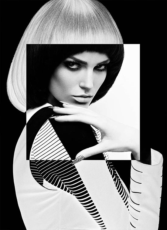 Fashion Magazine x High Contrast Photography x Chris ...
