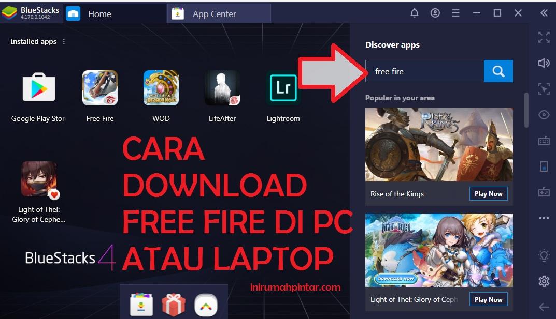 Cara Download Aplikasi Untuk Laptop