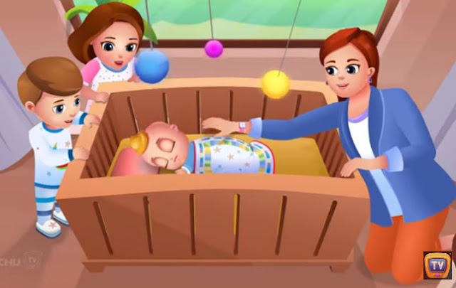 Baby Nursery Rhymes & Kids Songs