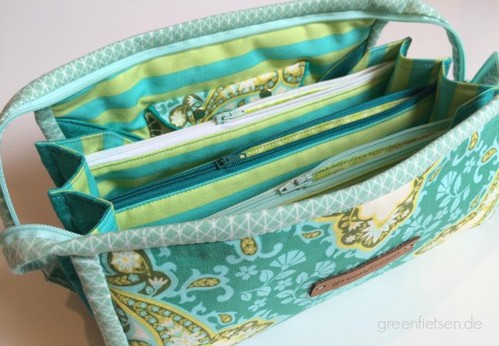 Sew Together Bag - Das Raumwunder-Täschchen