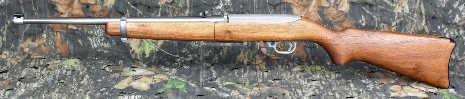 Teak Wood Stocks ~ Ruger takedown wood stocks vintage
