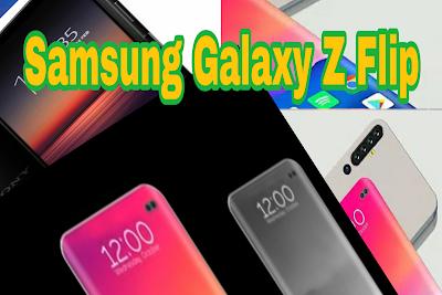Caractéristiques du Samsung Galaxy Z Flip annoncé en février 2020